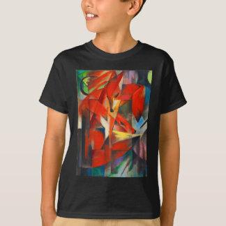 T-shirt Franz Marc les renards