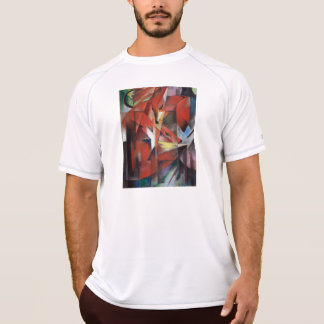 T-shirt Franz Marc - les renards, 1913