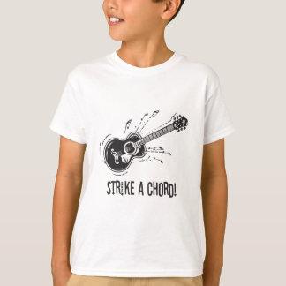 T-shirt Frappez une corde