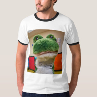 T-shirt Freddy la grenouille