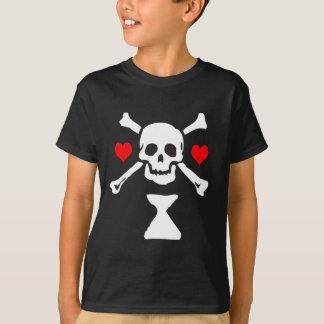 T-shirt Frederick Gwynne - coeurs
