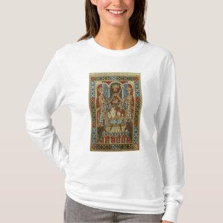 T-shirt Frederick I avec ses deux fils