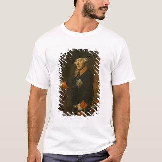 T-shirt Frederick II le grand de la Prusse, c.1763