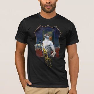T-shirt Frederik Bellanger Le Corbeau