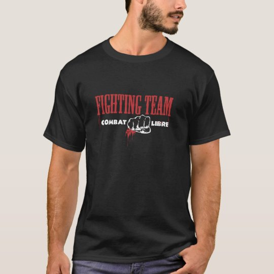 T-shirt Free fight