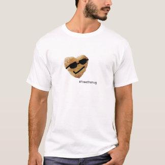 T-shirt #freethenug