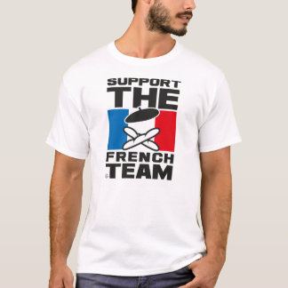 T-SHIRT FRENCH TEAM