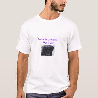 T-shirt Frère brouillé