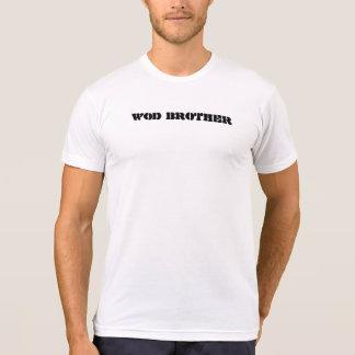 T-shirt Frère de WOD