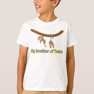 T-shirt Frère des jumeaux