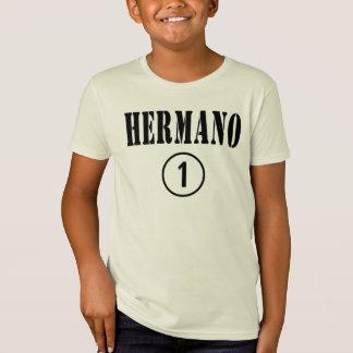 T-Shirt Frères de langue espagnole : L'ONU de Hermano