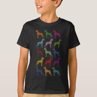 T-shirt Fresh great dane Pattern