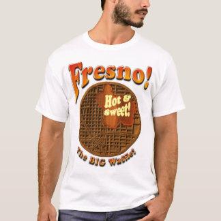 T-shirt Fresno ! La grande gaufre !