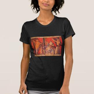T-shirt Fresque #1 (villa de Pompeii des mystères)