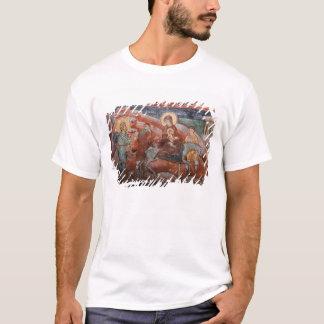 T-shirt Fresques de l'église serbe du 14ème siècle,