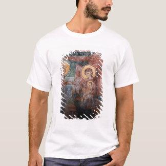 T-shirt Fresques de l'église serbe du 14ème siècle, 2