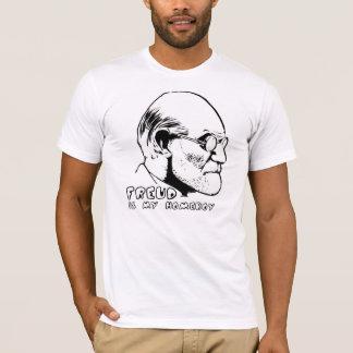 T-shirt Freud est mon homeboy