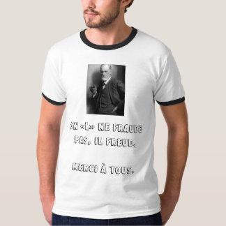 T-shirt Freud jeux de mots
