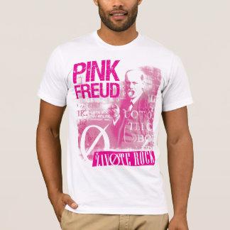 T-shirt Freud rose