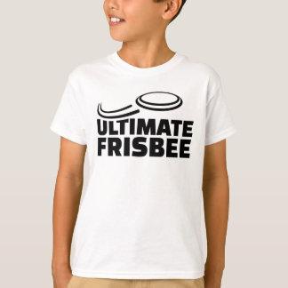 T-shirt Frisbee final