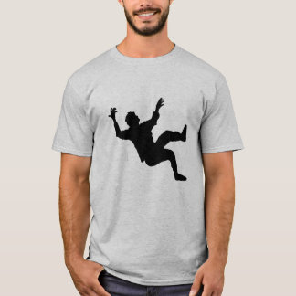 T-shirt frisbee stupide