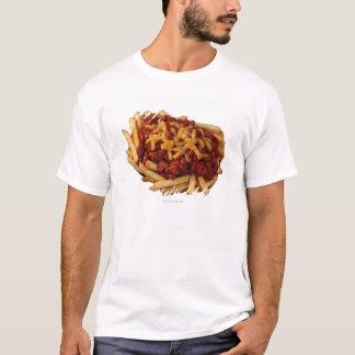 T-shirt Fritures de fromage de piment
