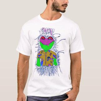 T-shirt Frogshirtpinktxt