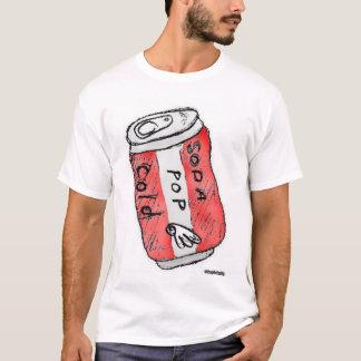 T-shirt Froid de soda