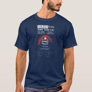 T-shirt Froidement il se trouve