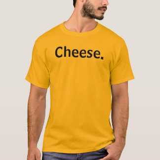 T-shirt Fromage