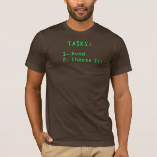T-shirt Fromage il !