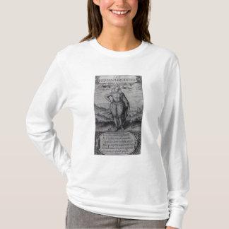 T-shirt Frontispice aux 'Hermaphrodites de Les