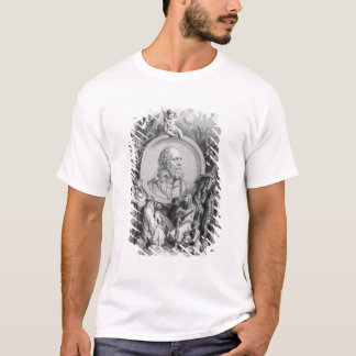T-shirt Frontispice aux 'idylles du King