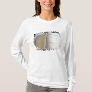 """T-shirt Frontispice de """"Ulysse"""" par James Joyce"""