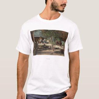 T-shirt Fruit de chargement au ranch de Longview