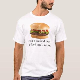 T-shirt Fruits de mer