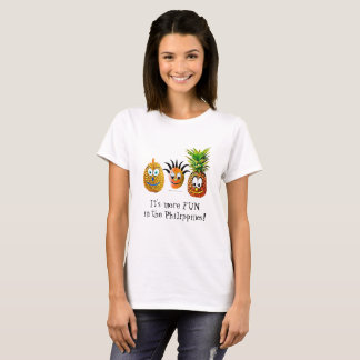 T-shirt Fruits tropicaux - It plus d'AMUSEMENT aux