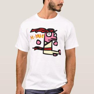 T-shirt Fu de Kung