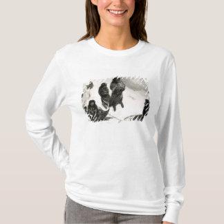 T-shirt Fuegians allant commercer Zapallos