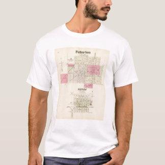 T-shirt Fullerton et Gênes, Nébraska
