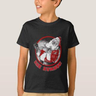T-shirt Fumisterie de Bah ! - Grippe-sou le père noël