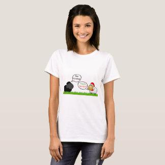 T-shirt Fumisterie de bêlement - ouatine Navidad