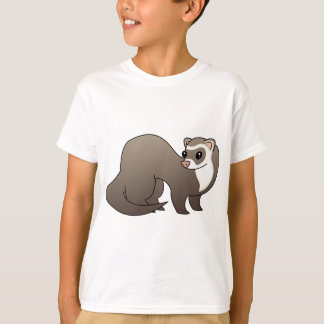 T-shirt Furet coupable sournois
