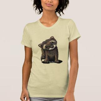 T-shirt Furet curieux