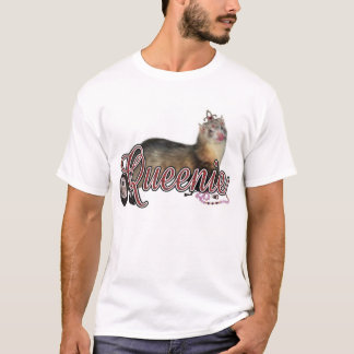 T-shirt Furet de Queenie