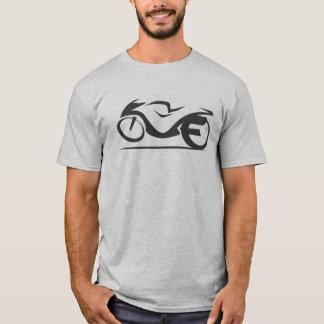 T-shirt fusée de route de stylin