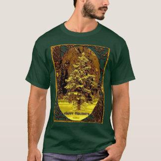 T-shirt Fusion de Noël