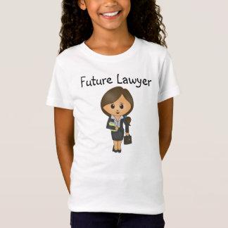 T-Shirt Futur avocat - avocate mignonne de femelle de