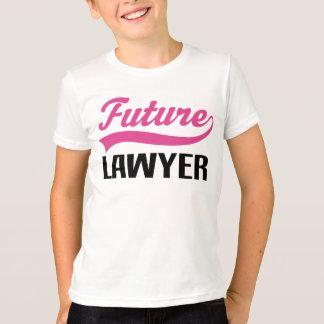 T-shirt Futur avocat (mignon)