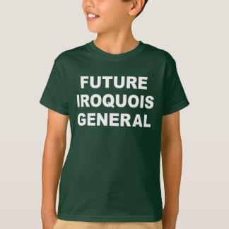 T-shirt Futur général Iroquois